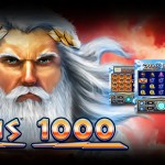 Zeus 1000 New slot machine
